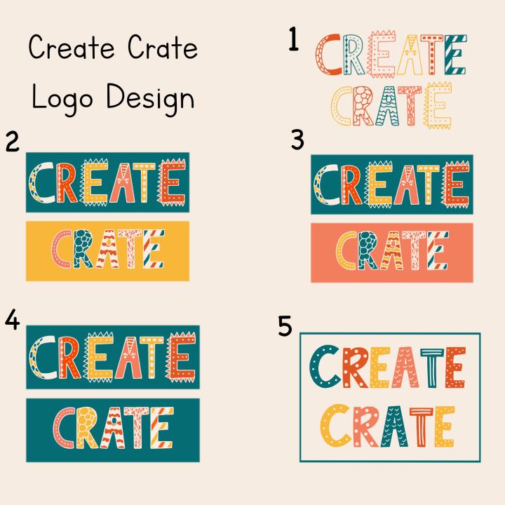 AD6805 – Create Crate BrandDesign
